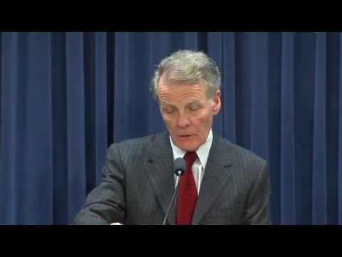 House Speaker Michael Madigan, State of the State response, 1 27 2016