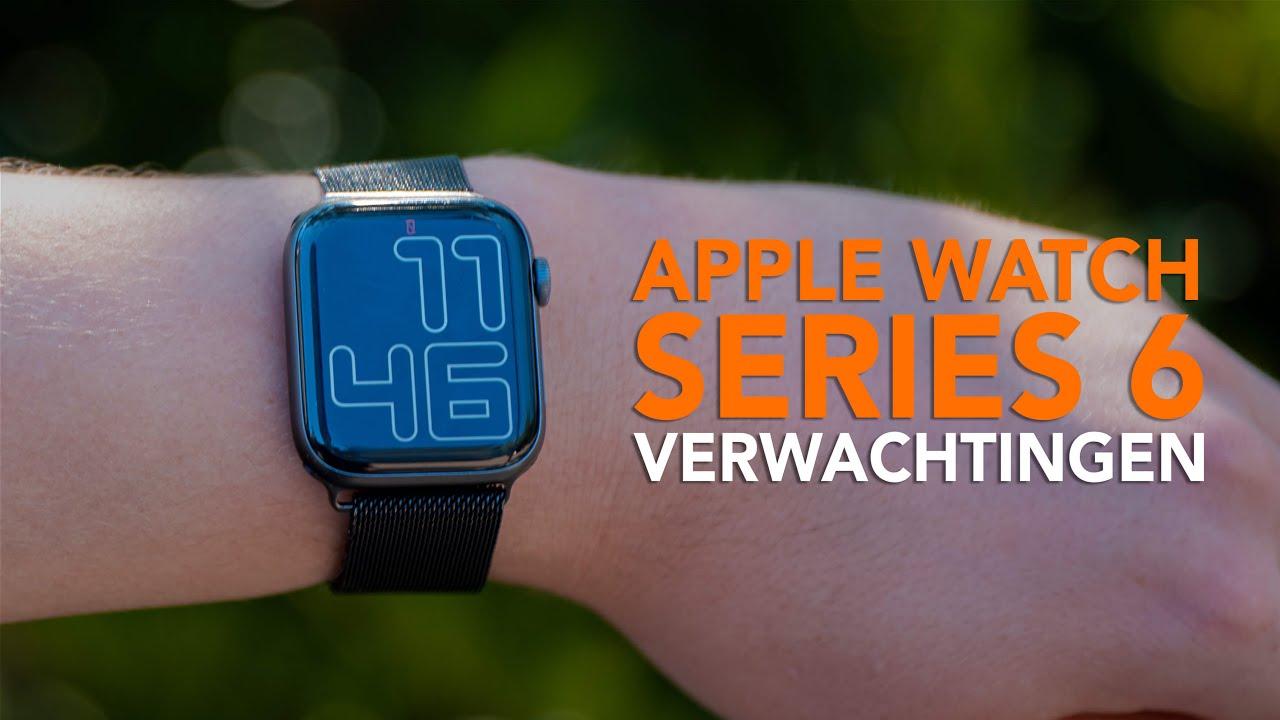 Apple Watch Series 6 verwachtingen: 6 functies om naar uit te kijken