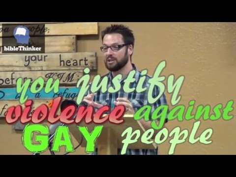 from Heath violence against gays