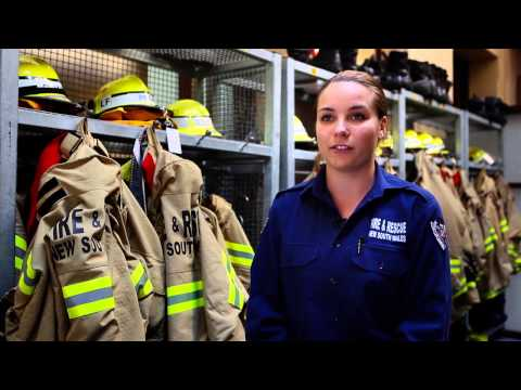 Want To Be A Fire Fighter? Watch This!