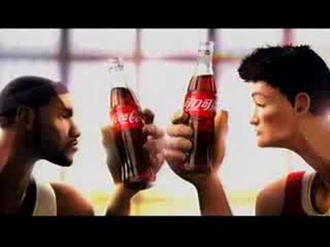 Coke Commercial Beijing Olympics Filipino Version