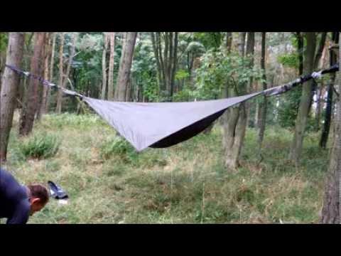 Hennessy Hammock Explorer Asym Zip  YouTube