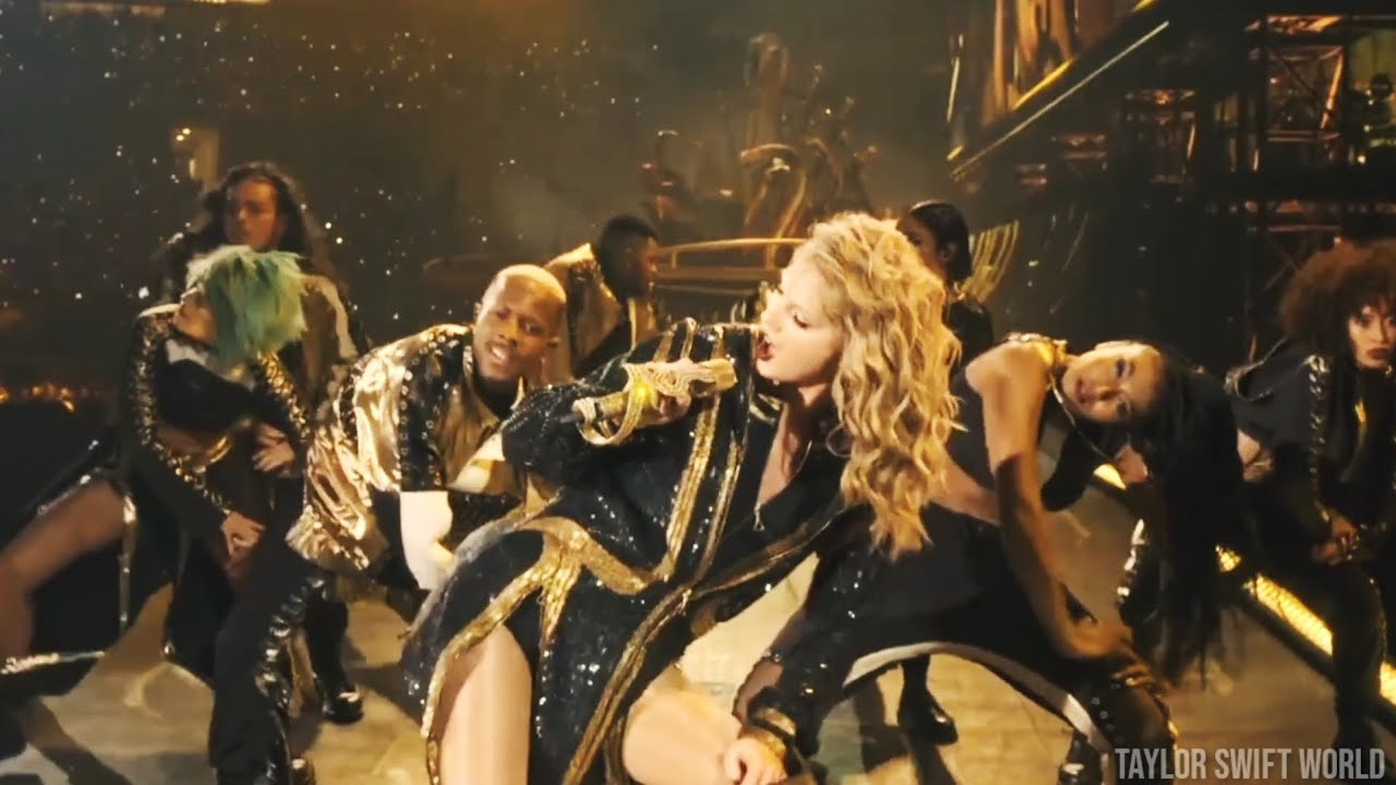Download Taylor Swift - End Game (Live Reputation Stadium Tour HD)