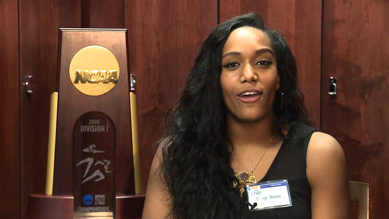 Denise Hinton and Her Greatest Experience at LSU