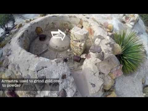 Hike to the Hemet Bell gold mine part 1 in Southern Ca
