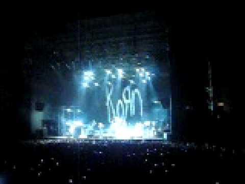 KORN - somebody someone (lima , peru)