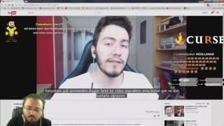 Jahrein Enes Batur'un Videosunu İzliyor ve Yorumluyor