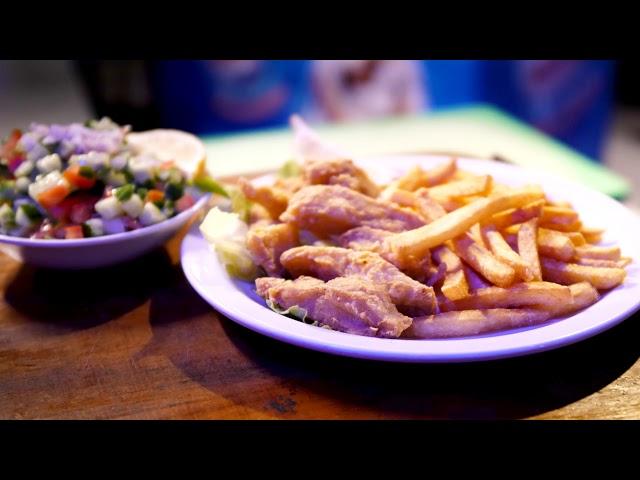 ערב יווני במסעדת חוף קלדרון