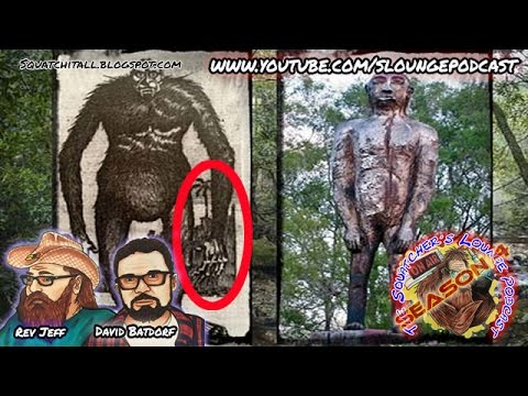 Non-Human Bigfoot Creature found in Kenya - SLP4-34
