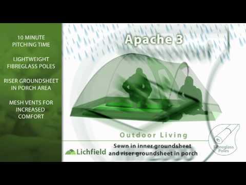 Lichfield Apache 3