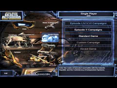 Star Wars Galactic Battleground For Mac Using Portingkit