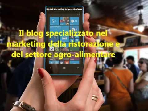 Content & Digital Marketing per la ristorazione