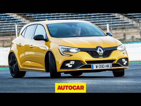 2018 Renault Megane R.S. 280 Manual driven on circuit | Autocar