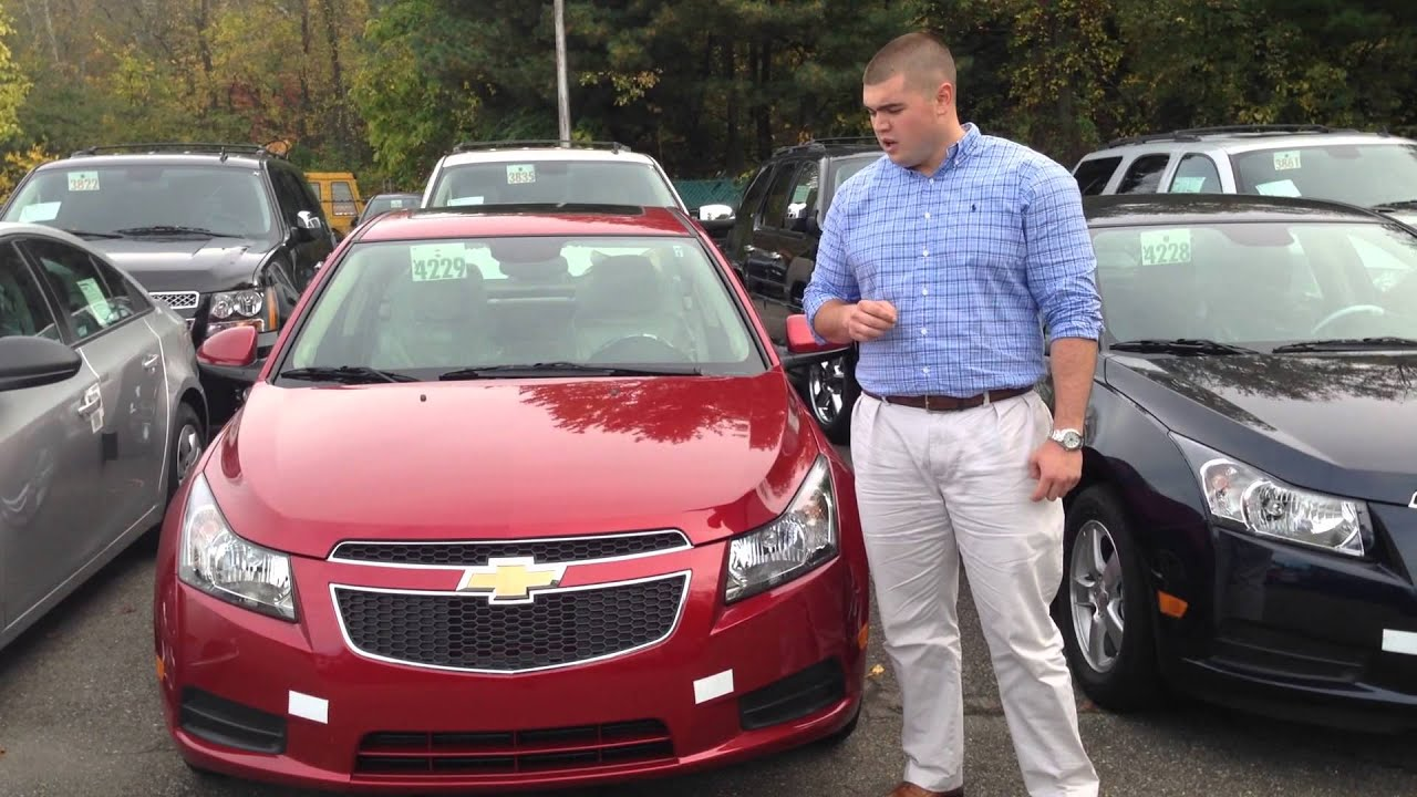 Gearhart Chevrolet Preview Series with Andrew Fendler & the New 2014