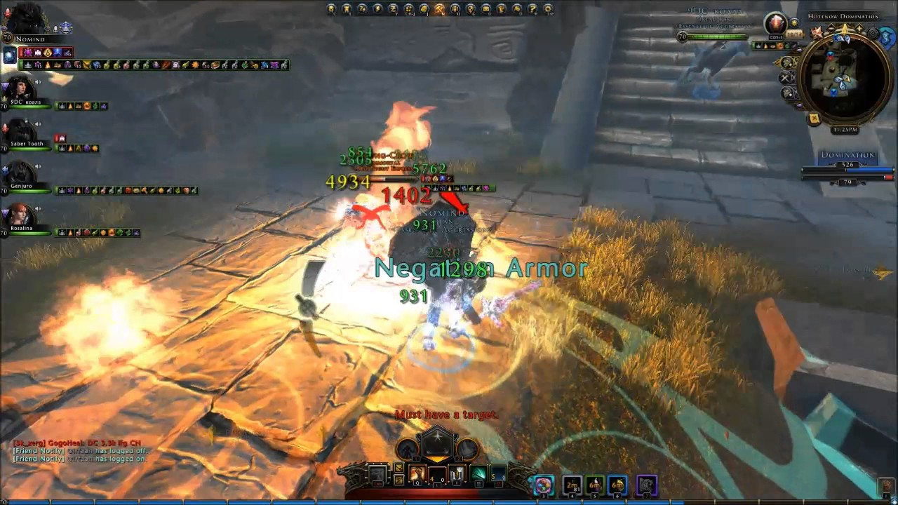 Neverwinter Module 11- Pvp  Nomind vs Young Crow= Speedflash(Mike Hunt)