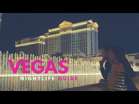 What to do in Vegas | Nightlife City Guide (part 2) VLOG