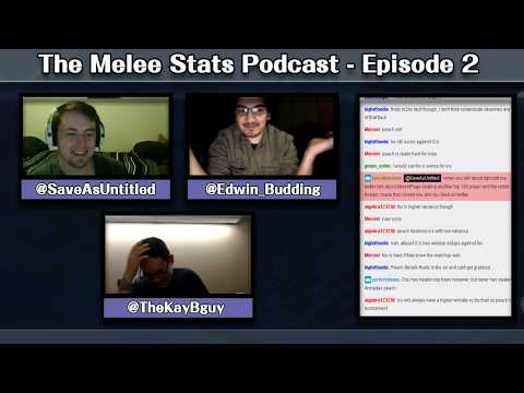 The Melee Stats Podcast - Episode 2 - Future of ICs, NNN:Oakland, & Fight Pitt 8