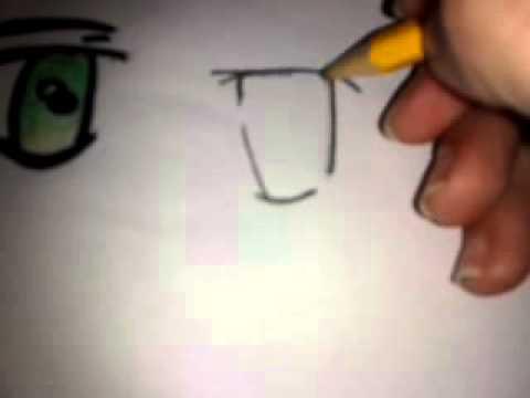 Manga augen zeichnen/lernen 2