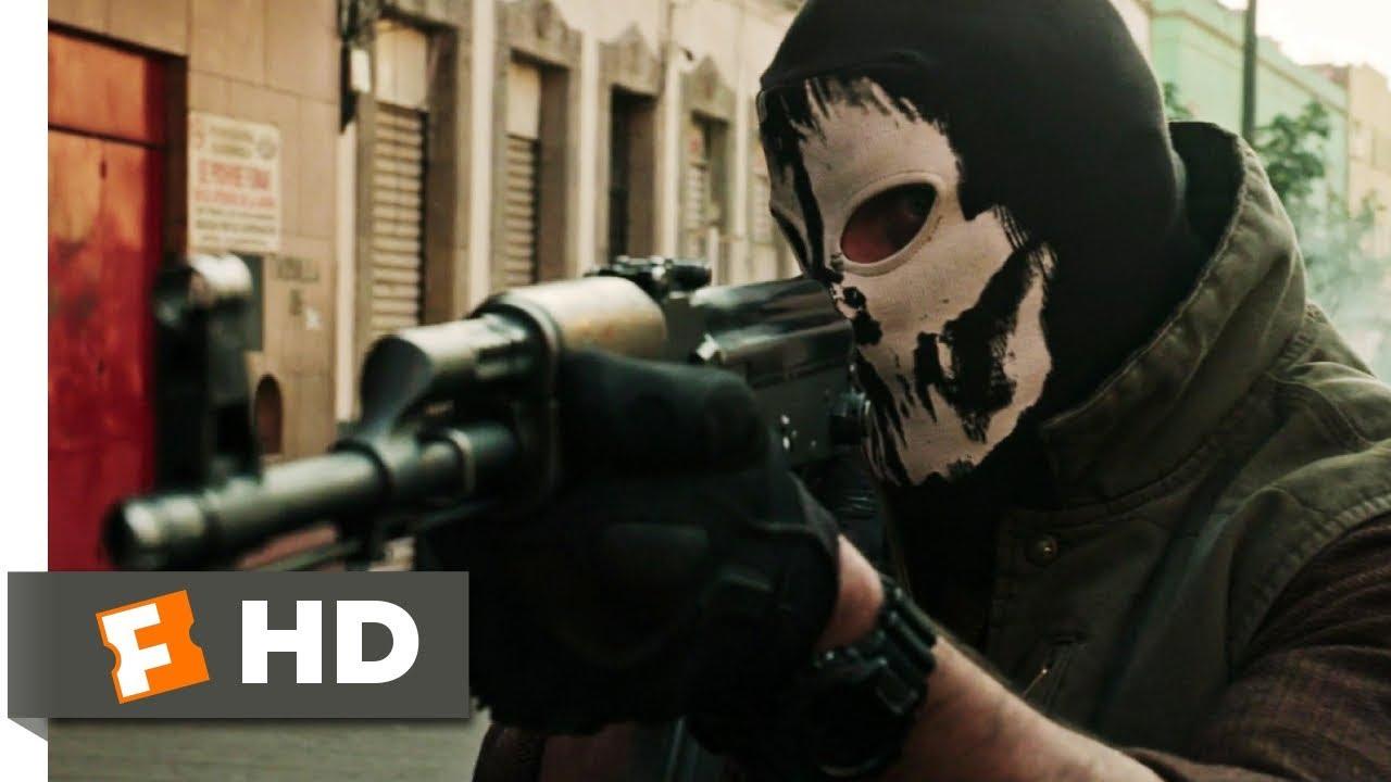 Download Sicario: Day of the Soldado (2018) - Cartel Kidnapping Scene (5/10) | Movieclips