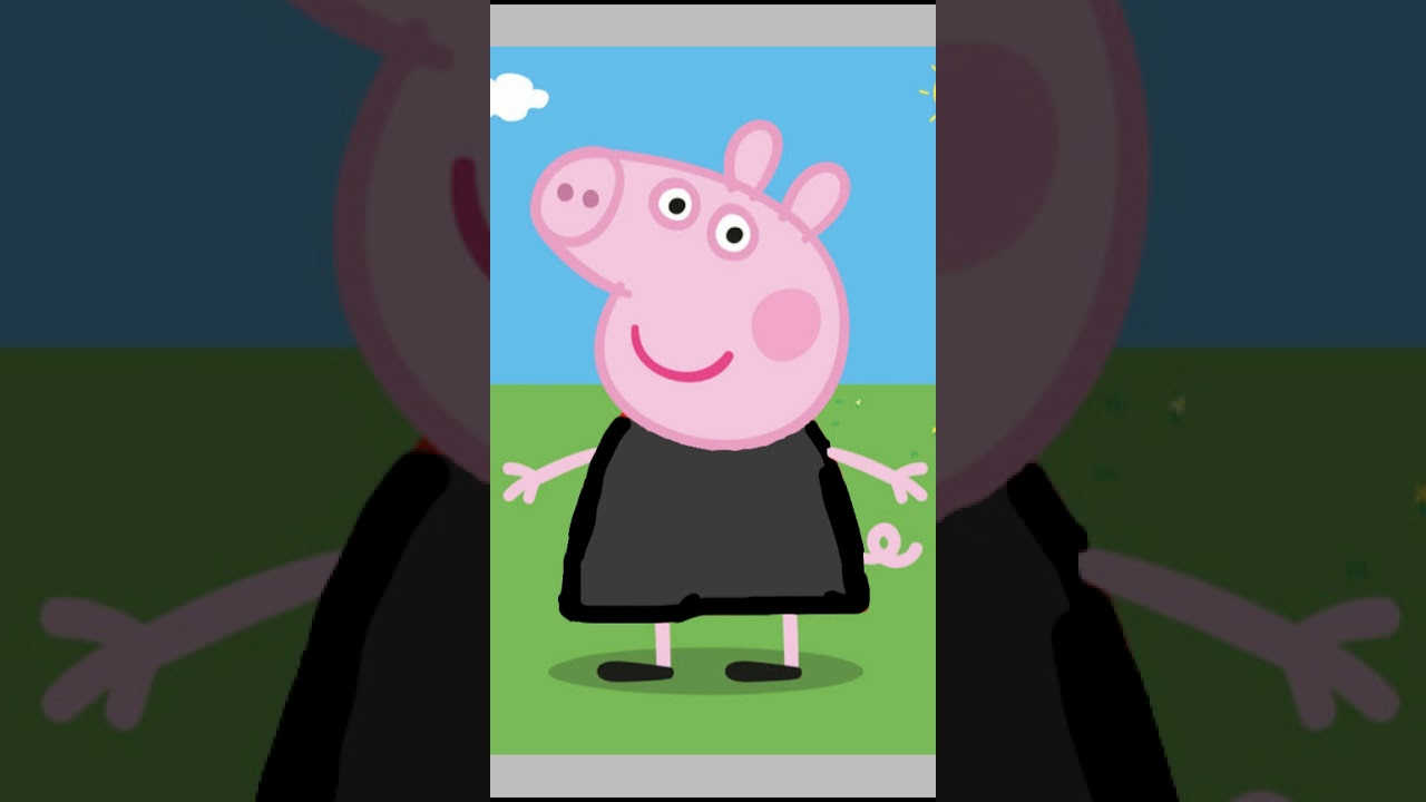 Peppa Pig Turning Into A Vsco Girl