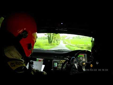 Gary McNamee/ Brian Brady Monaghan Stages ss7 2019