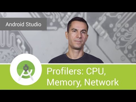 Android Studio 3.0: Android Profiler