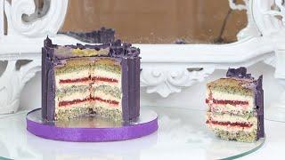 НАДОЕЛ КРЕМ ЧИЗ НОВЫЙ ВКУСНЕШИЙ КРЕМ ДЛЯ ТОРТА Рецепт бисквита две прослойки торта