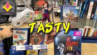 VIDEO GAME HUNTING in Charity Shops, GAME and MORE! PS4, Xbox One, Nintendo Switch, PS3 | TheGebs24