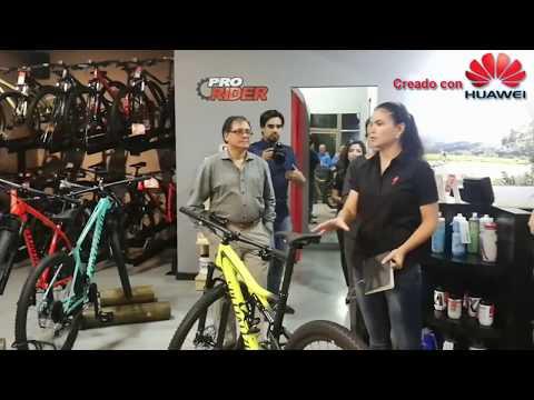Lanzamiento De Las Nuevas Lineas De Bicicletas 2018 En ProRider