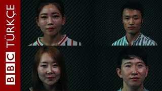 Kuzey Koreliler hayatlarını anlatıyor: