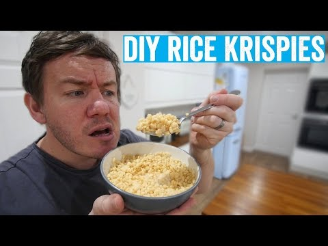 The Homemade Rice Krispies Project