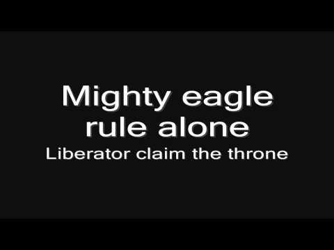 Sabaton - The Lion From The North (lyrics) HD