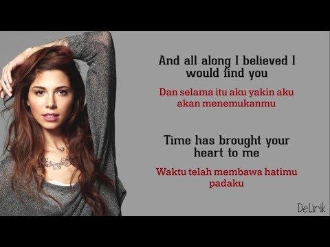 A Thousand Years - Christina Perri (Lyrics video dan terjemahan)