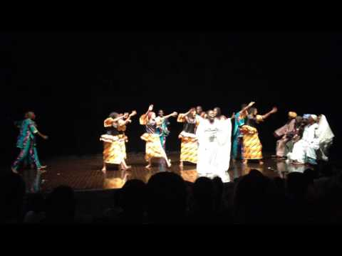Ballet National Djoliba presents Lamban, Yankadi, Makru !