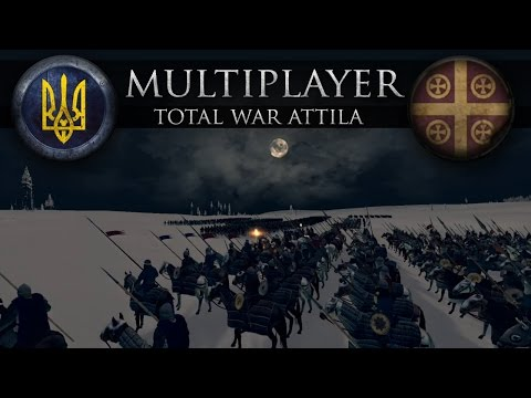 Medieval 1212 Mod - Empire of Nicaea vs. Kievan Rus (Online Battle #172)