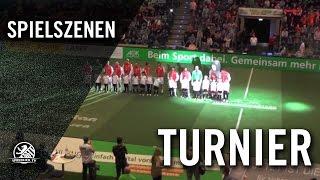 1.FC Union Berlin - Hertha BSC (AOK-Traditionsmasters, Gruppenphase) - Spielszenen | SPREEKICK.TV