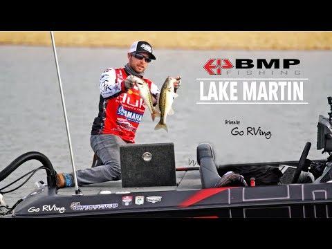 BMP Fishing: The Series | Lake Martin