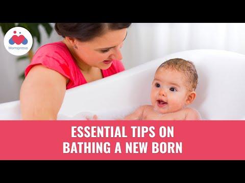 Every Baby Ka Bathing ABC : During And Post Ritual