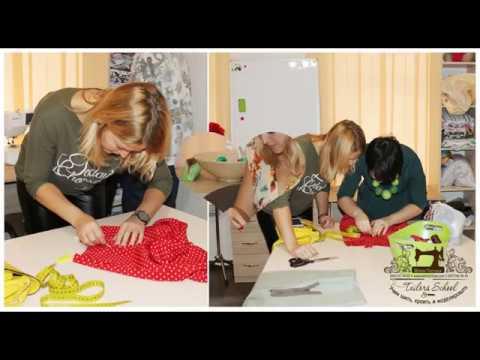 Курсы кроя и шитья «Tailors Sсhool» (Школа Портных) Киев