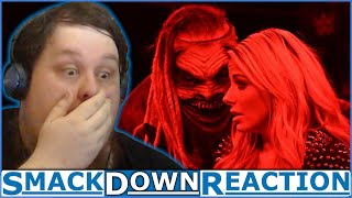 THE FIEND ATTACKS ALEXA BLISS!! : Smackdown Reaction: 31.July.2020
