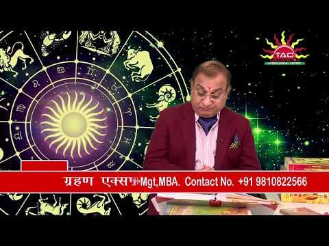Kaisa hoga 2018 Karka (Cancer) Lagna ke liye   Pt.Suresh Koshal   Navagraha Manthan