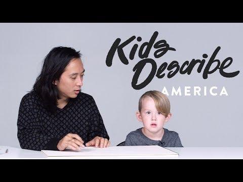 Kids Describe America to Koji the Illustrator   Kids Describe   HiHo Kids