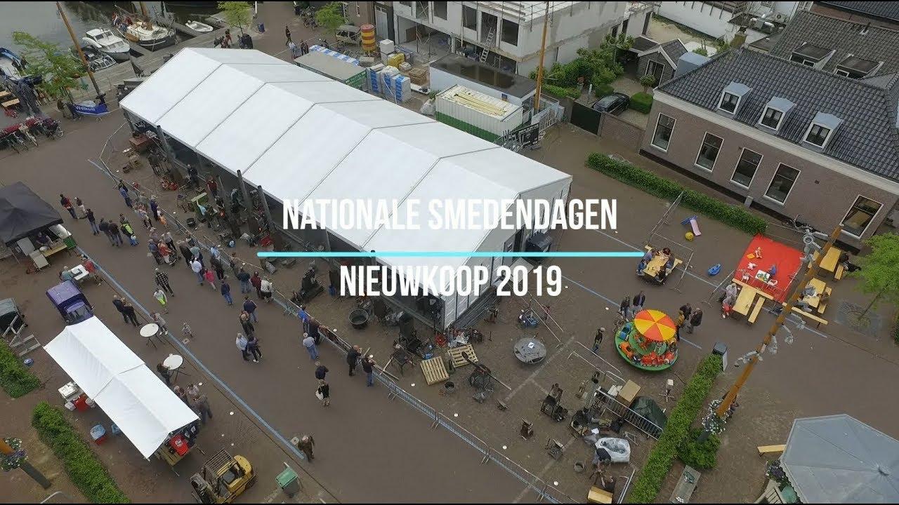Nationale Smedendagen Nieuwkoop 2019