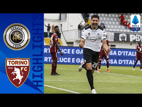 Spezia Torino Goals And Highlights