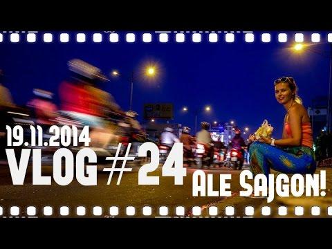MariolaWpodrozy VLOG#24 Ale Sajgon! Trang Bang/Ho Chi Minh (Wietnam)