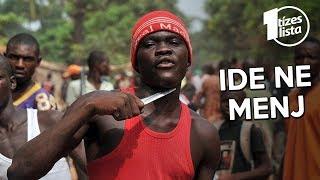 A világ 10 legveszélyesebb országa, amit jobb, ha elkerülsz