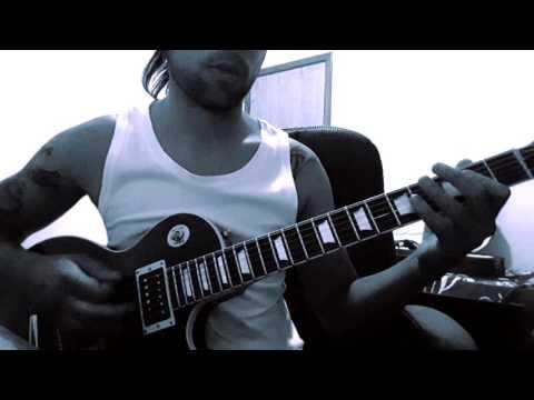 Avenged Sevenfold - God Damn   Guitar Cover with TABS