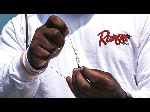 Mark Daniels Jr. | How To Tie The Miller Knot
