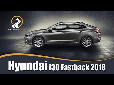 Hyundai i30 Fastback 2018 Video de estudio An lisis Review en Espaol