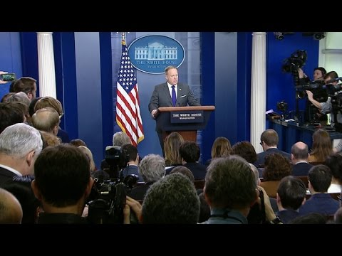 Can Sean Spicer handle two White House jobs at once?